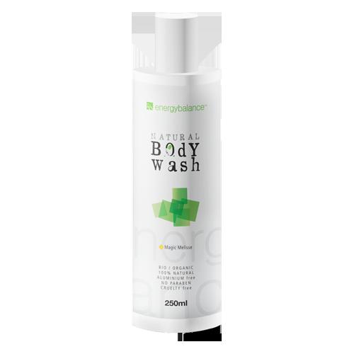 """EnergyBalance Natural Body Wash """"Magic Melisse"""", 250ml"""