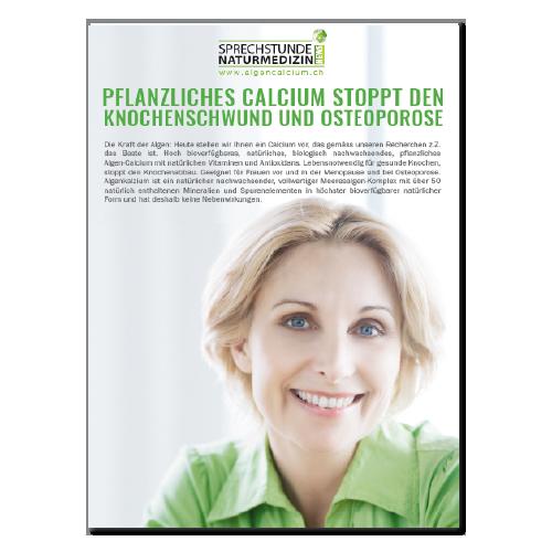 Info Pflanzliches Calcium DE