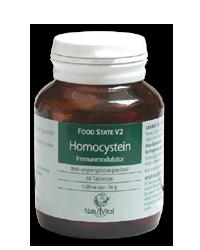 Homocystein FOOD STATE V2, 60 VegeTabs