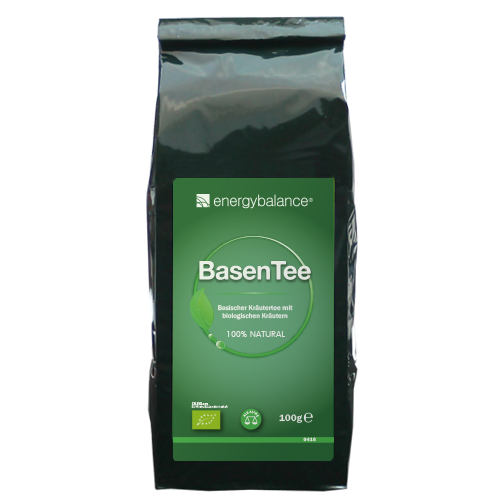 Tisana bio-basica con erbe, 100g