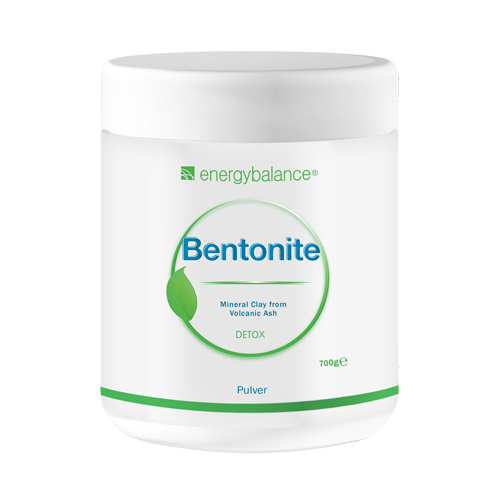 Bentonite Montmorillonite polvere Ph.Eur 7.0, 700g
