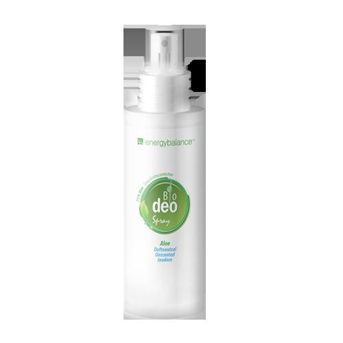 Deo BIO EnergyBalance senza Alu Spray inodore 75% Aloe 100ml