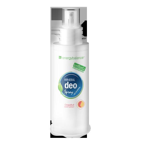 Deo  EnergyBalance Cristallo Spray inodore Pompelmo 100ml