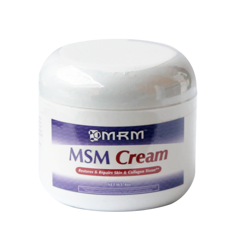 MSM Crema 25% extra forte, 118ml