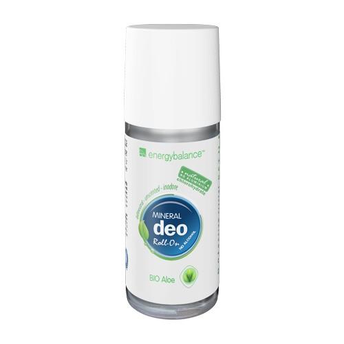 Deo EnergyBalance senza Alu Roll-on Aloe bio 50ml