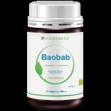 Baobab naturale polvere 460mg, 180 VegeCaps