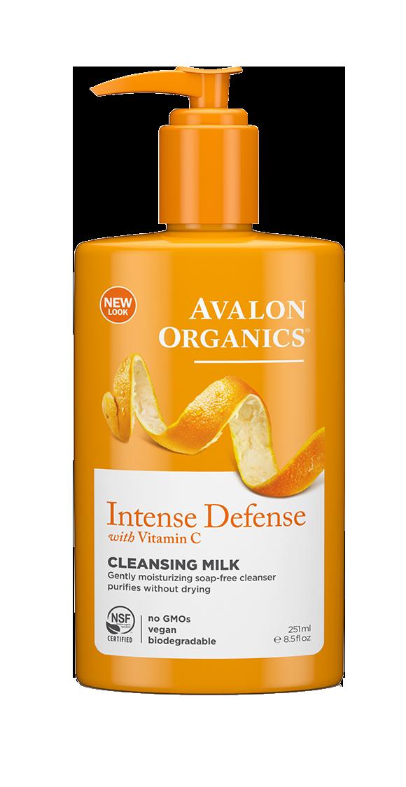 Vitamina C Latte detergente idratante, 250ml