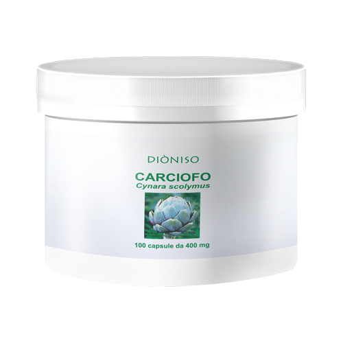 Carciofo 400mg, 100 VegeCaps