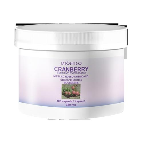 Cranberry 400mg, 100 VegeCaps