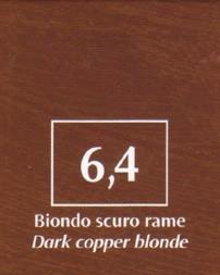 FM Tinta Naturale Biondo scuro rame 6,4