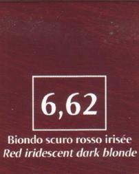 FM Tinta Naturale Biondo scuro rosso irisée 6,62