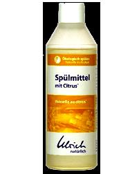 Ulrich natürlich Detersivo piatti agli agrumi, 500ml