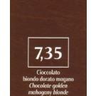 FM Tinta Naturale Cioccolato 7,35 biondo dorato mogano