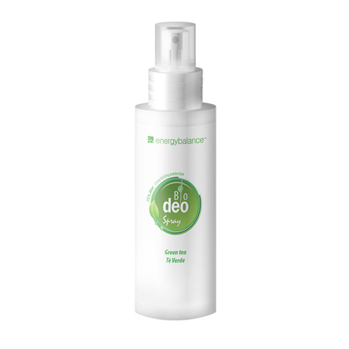 Deo BIO EnergyBalance ohne Alu Spray Green Tea und Aloe 80ml