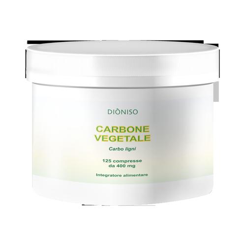 Kohletabletten Carbone 400mg, 125 Tabs