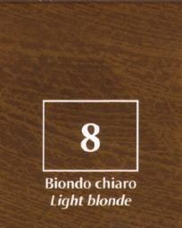 FM Natürliche Coloration Blond hell 8