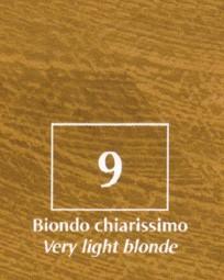 FM Natürliche Coloration Blond platin 9