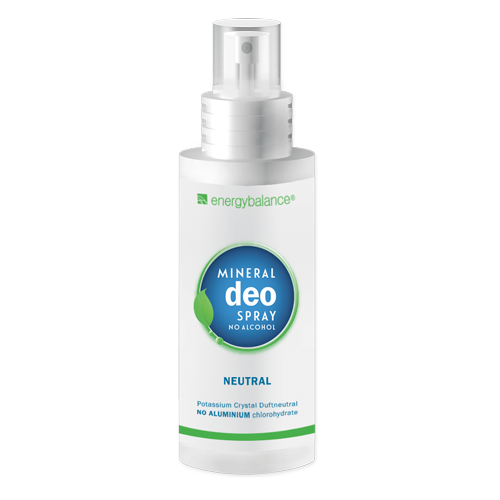 Deo  EnergyBalance Kristall Spray duftneutral 100ml
