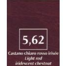 FM Natürliche Coloration Kastanienbraun 5,62 hell rot glänzend