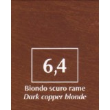 FM Natürliche Coloration Blond dunkel kupfer 6,4