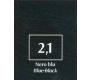 FM Nat�rliche Coloration Schwarz Blau 2,1