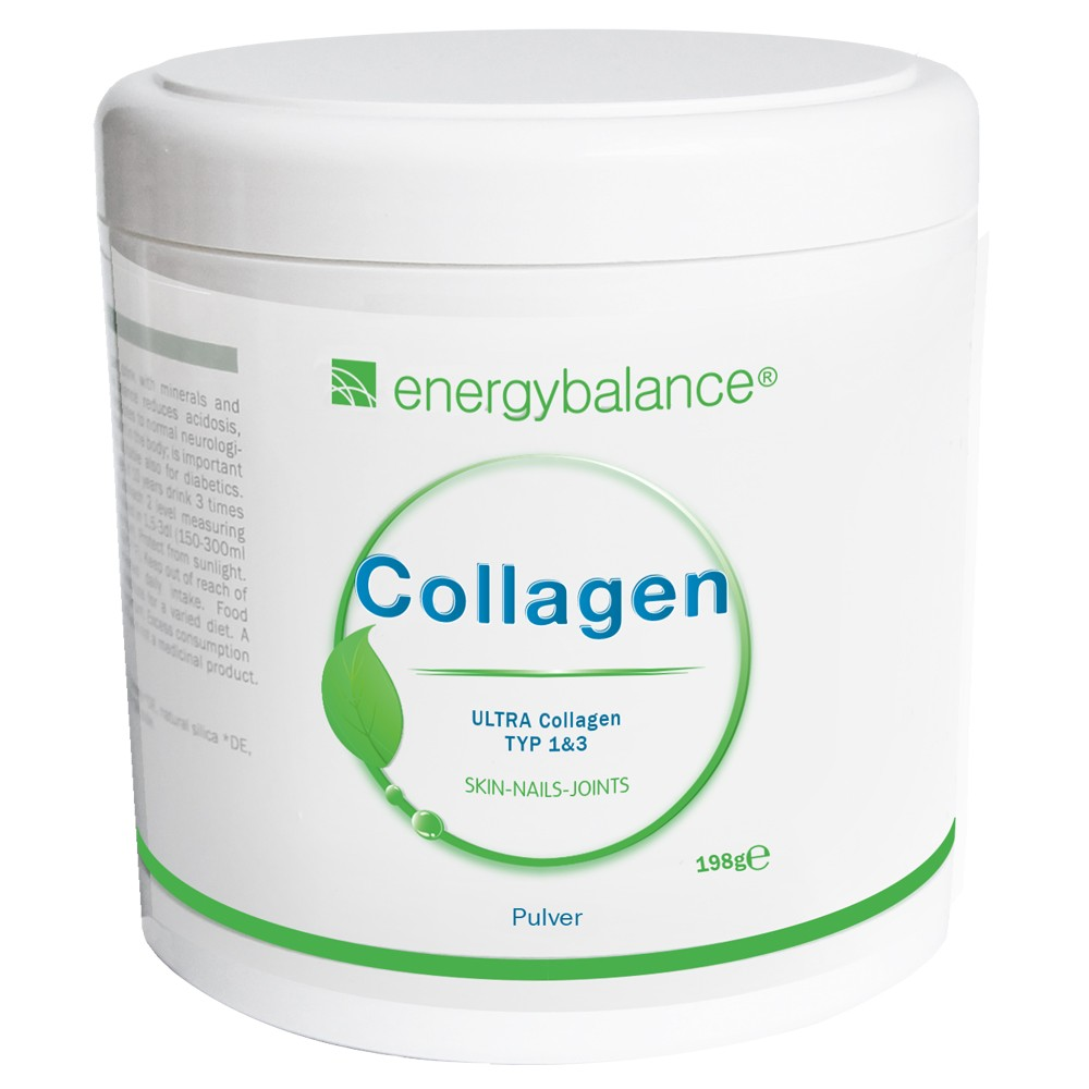 Collagen ULTRA Typ 1+3 Pulver, 198g