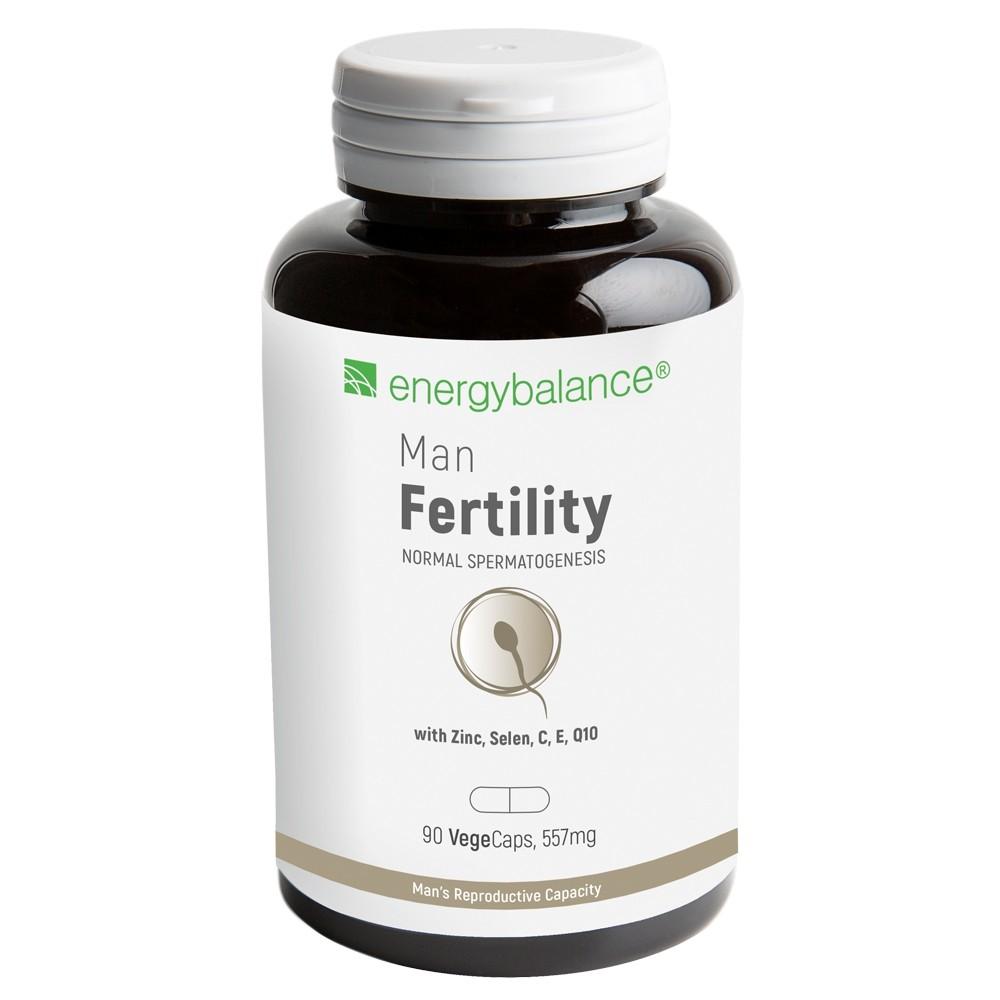 Man Fertility normale Spermatogenesis, 90 VegeCaps