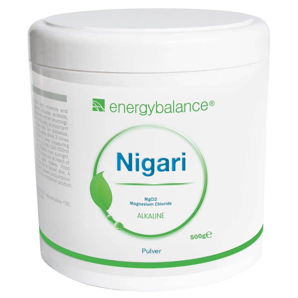 Magnesiumchlorid (Nigari) Pulver, 500g