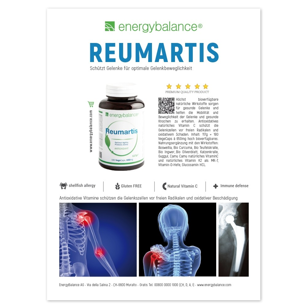 Info Reumartis™ Nr.1 2011 DE