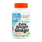 Ginkgo Biloba Dr's Best 120mg, 120 Caps