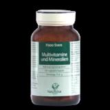 Multivitamine und Mineralien 1100mg FOOD STATE V2, 120 VegeTabs