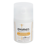 OVIMED Bio-Basische Sonnencreme Sensitiv LSF 50+, 50ml