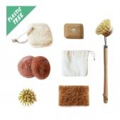 EnergyBalance plastikfreies Küchen Set