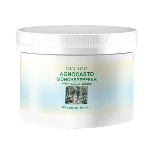 Agnocasto 400mg, 100 VegeCaps