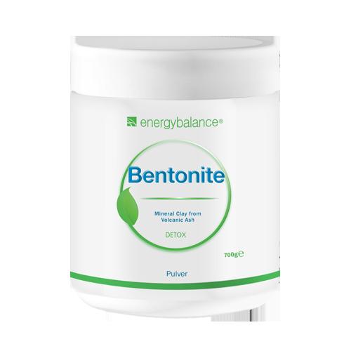 Bentonite Montmorillonite polvere Ph.Eur 7.0, 700g