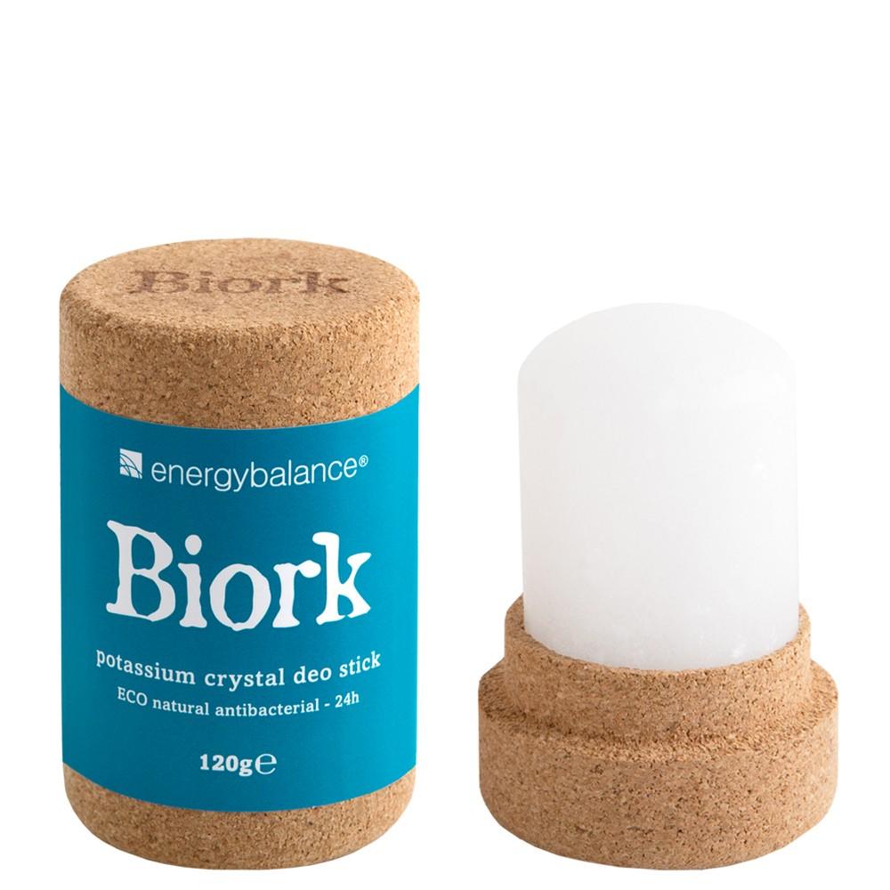 Biork™ il deodorante veramente ecologico