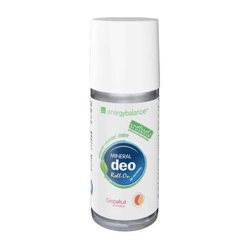 Deo EnergyBalance senza Alu Roll-on Pompelmo bio 50ml