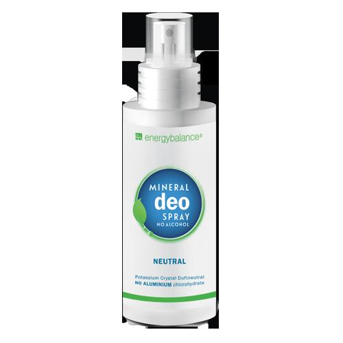 Deo  EnergyBalance Cristallo Spray inodore 100ml