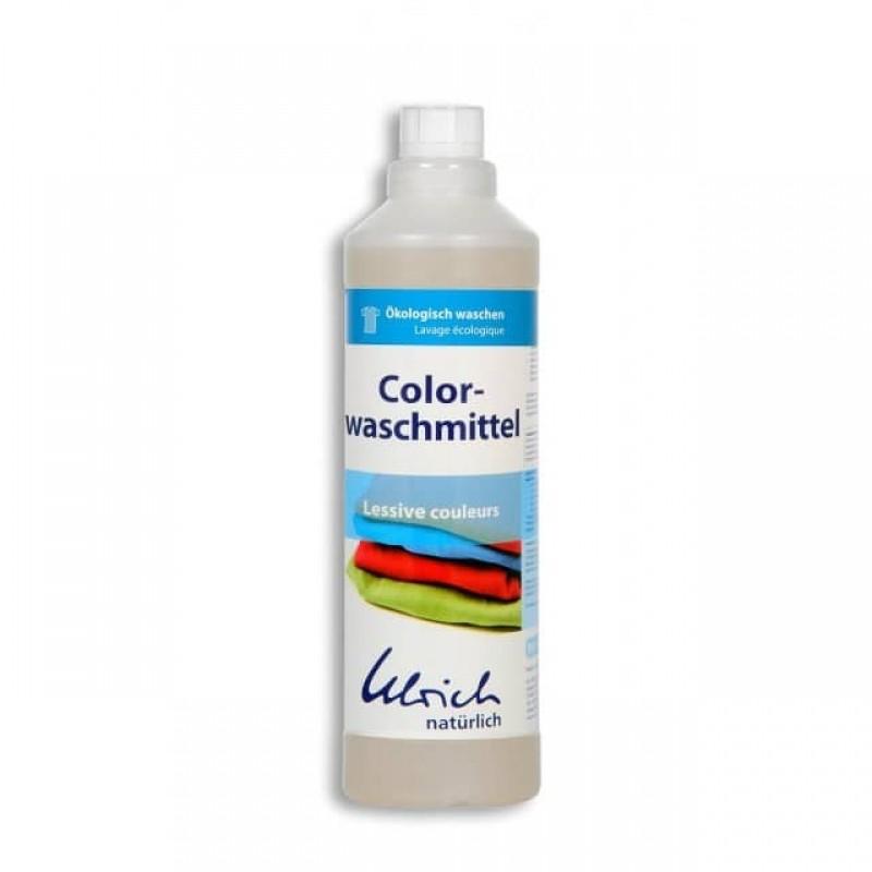 """Ulrich detersivo naturale lavatrice """"colorati"""", 1 lt"""