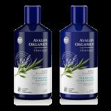 Set: Shampo e Balsamo fortificante capelli con Biotina B-Complex