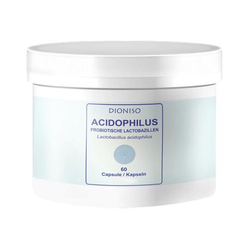 Acidophilus 330mg, 60 VegeCaps