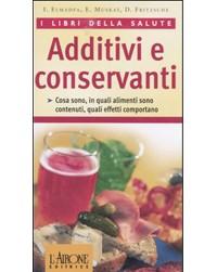 Additivi e conservanti
