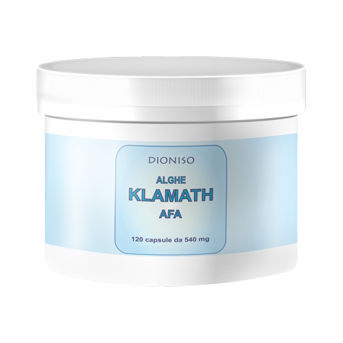 AFA Klamath alge 500mg, 120 VegeCaps