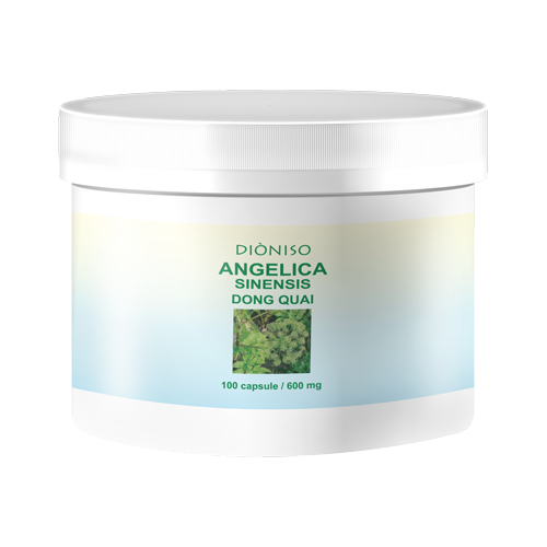 Angelica Sinensis 600mg, 100 VegeCaps