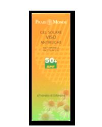 FM Solare Protezione 50+ Antirughe Viso Gel 50ml