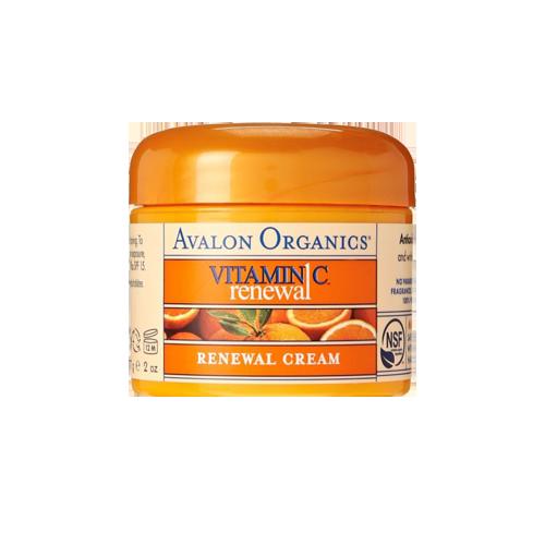 Vitamina C Crema viso rigenerante, 50ml