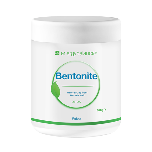 Bentonite Montmorillonite polvere Ph.Eur 7.0, 400g