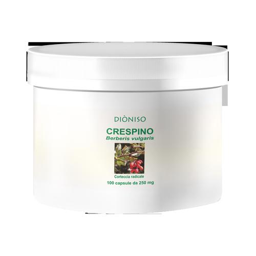 Crespino Berberis vulgaris 250mg, 100 Vegecaps