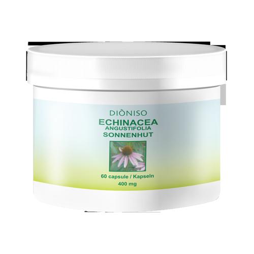 Echinacea 400mg, 60 VegeCaps