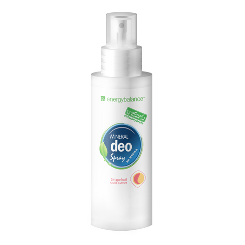 Deo  EnergyBalance Cristallo Spray inodore Pompelmo 100ml